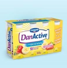 Danone to produce DanActive probiotic drink in Quebec - Food In Canada