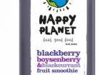 Blackberry, Boysenberry & Blackcurrant smoothie from Happy Planet
