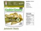Frozen Artichoke Heart Quarters from Cookin' Greens