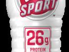 Milk2Go Sport protein beverage from Saputo