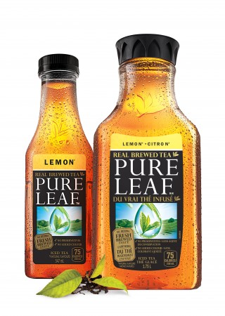 Pure Leaf Real Brewed Tea – Lemon
