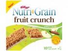Nutri-Grain Fruit Crunch bars in Apple Crisp.