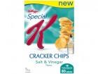 Special K Cracker Chips Salt & Vinegar