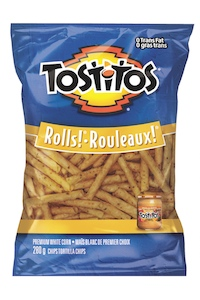 tostitos rolls