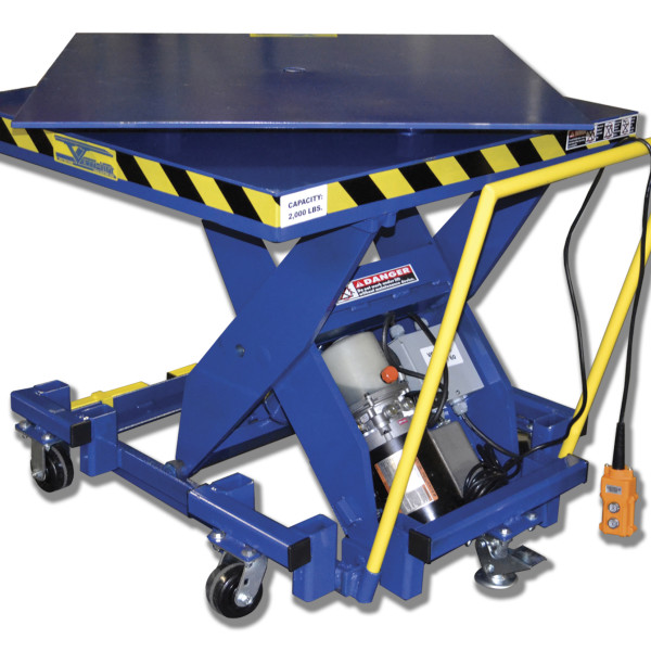 Portable Scissor Lift from Verti-Lift