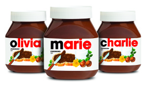 nutella-personalized