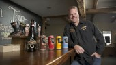 Wellington Brewery's vice-president and co-owner Brent Davies