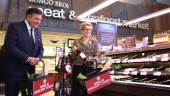 wine in grocery