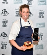 Alexandra Feswick, Chef de Cuisine at the Drake Hotel in Toronto