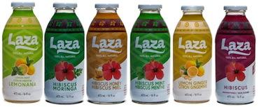 Laza Hibiscus teas