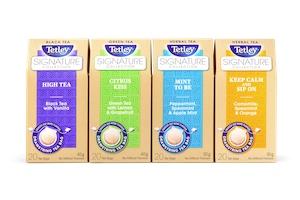 tetley collection