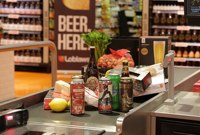 Local, craft and multinational beer brands come to 19 Loblaw locations across Ontario (CNW Group/Loblaw Companies Limited)