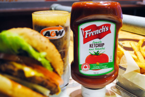 A&W - Condiments Image