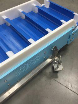 DynaClean Frozen Food Conveyor Belt