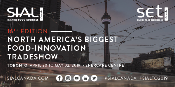 SIAL 2019 Launch Event - Food In Canada