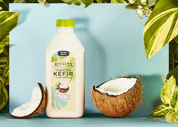 Coconut Milk Kefir to be launched by Maison Riviera