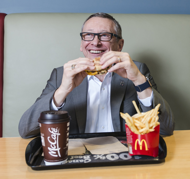 John Betts retiring as McDonald's Canada president and CEO