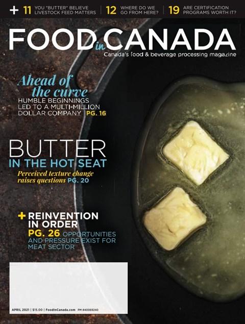 Annex acquires Food in Canada Magazine