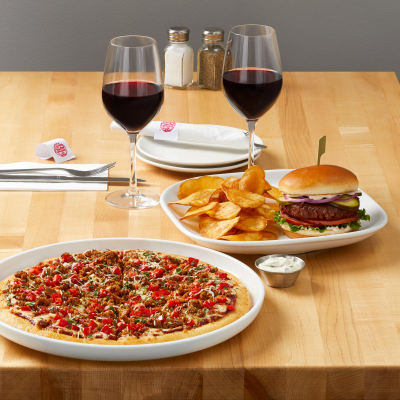 Greenleaf Foods partners with Boston Pizza